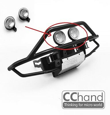 CChand Hella Bumper Large Round Light Cap [Without LED]