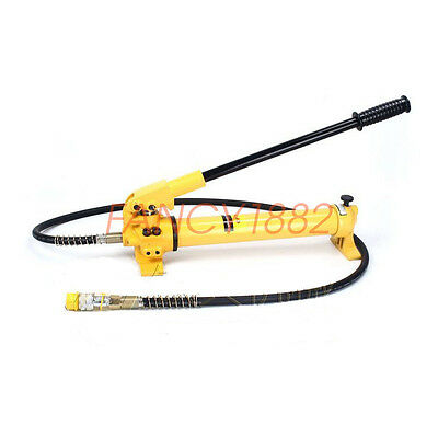 Hydraulic Hand Pump with Single-acting single circuit 70mpa 510×140×150mm