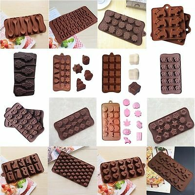 Valentine 's Day Christmas Chocolate Mold Ice Grid Mold Baking Cake Tools