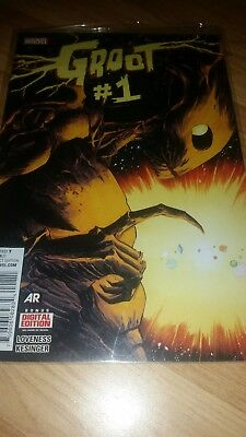 Groot #1 Marvel comics Guardians of the Galaxy