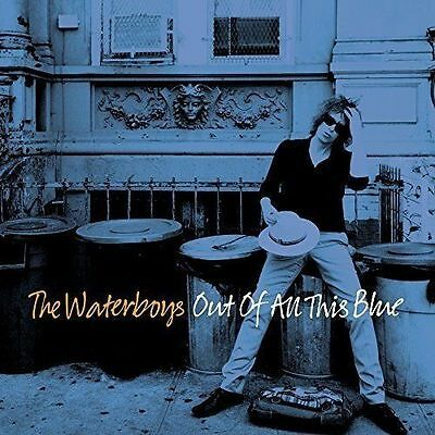 THE WATERBOYS OUT OF ALL THIS BLUE DELUXE 3 CD Bonus Disc ; Blue Variations