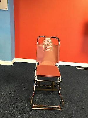 Ferno Compact Carrying Chair - EX NHS Ambulance