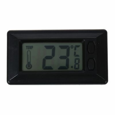 LCD-Anzeige Digital Auto Innentemperatur Thermometer E3B3