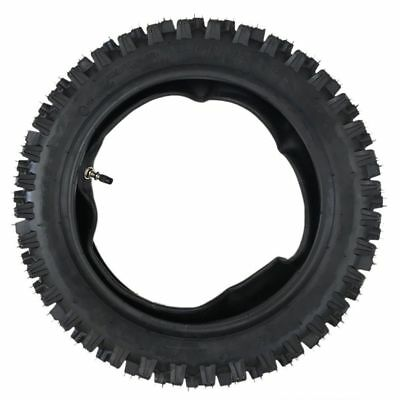 3.00 - 12 Rear Tire Tyre + Tube Dirt Bike Off Road SSR Pitster 110cc 125cc zu