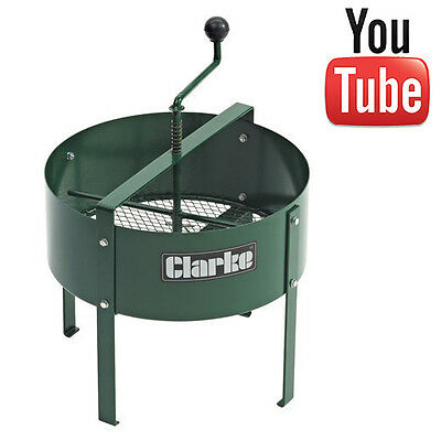 Clarke CRS400 Rotary Earth / Soil Sieve - New