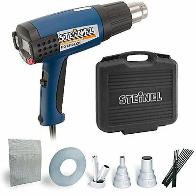 Steinel HG 2310 Auto Body Welding Kit - including industrial Heat Gun with LC...