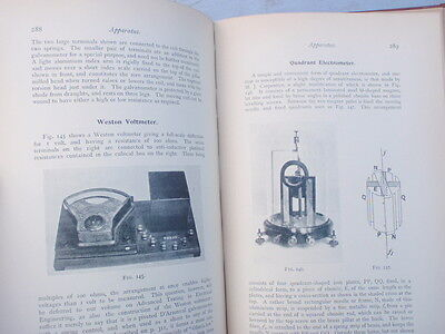 Electrical Testing 1901,motors,dynamo's,Magnetism