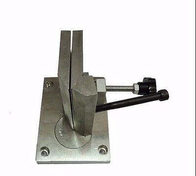 Dual-axis Metal Channel Letter Angle Bender Labor Saving 100mm Bending Tool