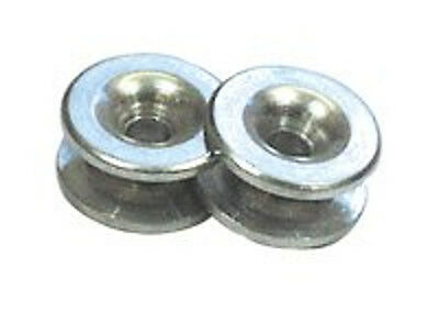 ALUMINIUM EYELETS X 2 for Strimmer Head