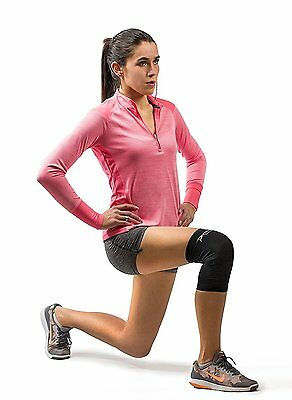 Primary Health Sports -Copper Knee Sleeve -Great for Running, Tennis, Football,