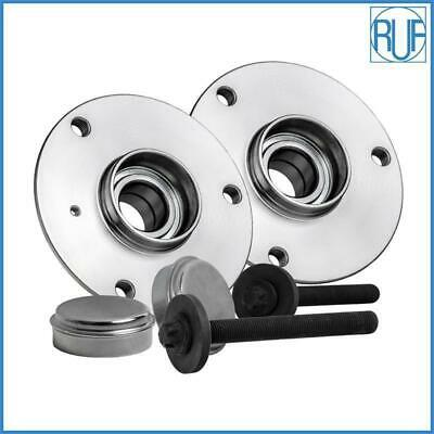 2X RUF RADNABE MIT RADLAGER HINTERACHSE SMART FORTWO CABRIO COUPE 451