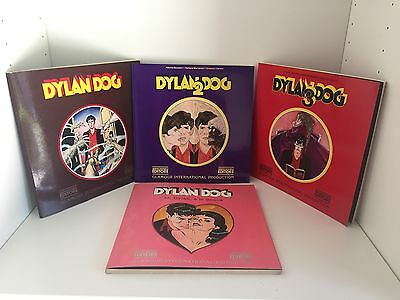 Dylan Dog Glamour International Production 1-3 + Io, Dylan, E Le Donne Bonelli