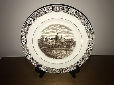 """WINDSOR CASTLE"" Collectors Plate - North Staffordshire Pottery & Co Ltd"