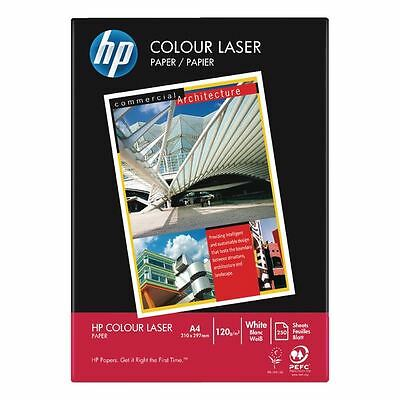 HP Colour Laser A4 Paper 90gsm White Ream HCL0321 (Pack of 500) [RH00043]