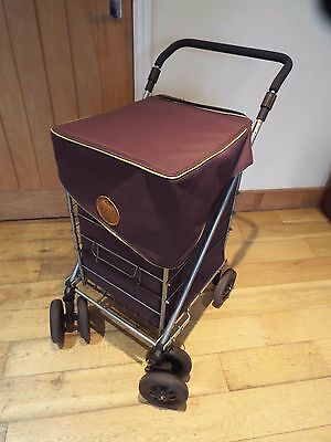 Genuine Sholley Sholeco Shopping Trolley Mobility Aid