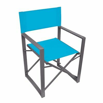 Vector Folding Director Chair - Blue/Red/Green/Black - Yellowstone
