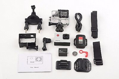 WiFi FULL HD 1080P Waterproof Sport DV Video Action Camera Camcorder as GoPro