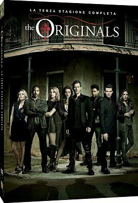 The Originals - Stagione 3 (5 Dvd) - Cofanetto Nuovo, Italiano