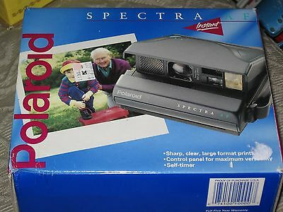 Polaroid Spectra Af Instant Camera In Original Box Excellent Working Condition