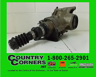 USED Front Differential Diff Gear Box Gearcase