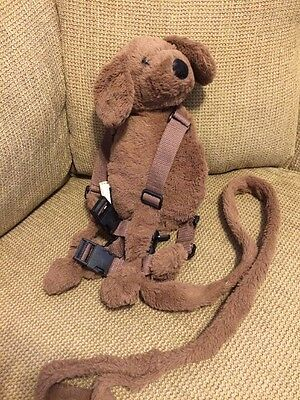 Plush Safety Harness With Leash By Eddie Bauer