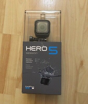 GoPro HERO5 Session Action Waterproof 4K HD Camera BRAND NEW SEALED w/ RECEIPT!!
