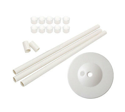 US SHIP Balloon Frame Column Stand Builder Kits for Birthday Wedding Decorations