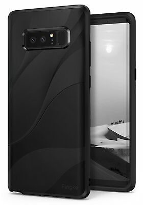 Samsung Galaxy Note 8 Case Ringke [WAVE] Dual Layer Shockproof Heavy Duty Cover