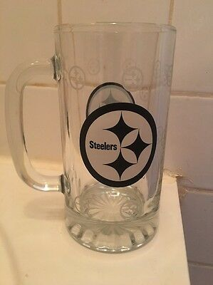 Steelers Glass Jug