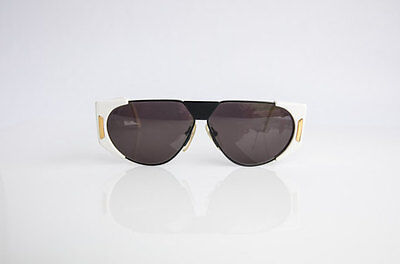 Vintage Sunglasses Ultra 9523 S Caviar Collection Italy Unisex 63-19-135