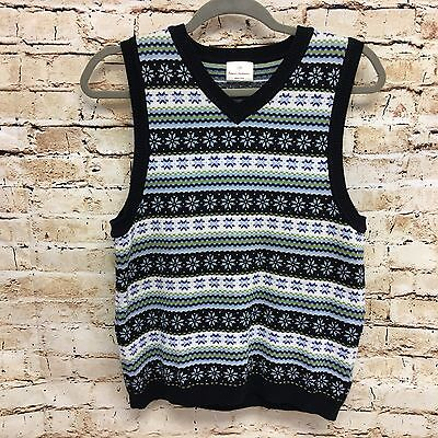 Hannah Andersson Sweater Vest Boys Size 150