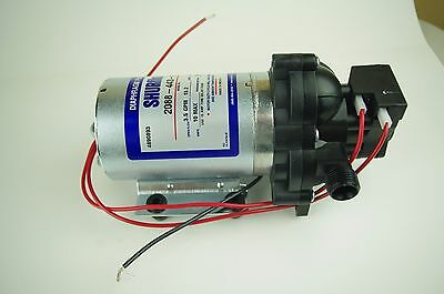 Shurflo Pump 2088-443-144 12 V 3.5 gpm 45 psi weed spot sprayer RV water