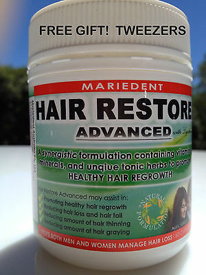 Mariedent Hair Restore Advanced Hair Loss hair regrowth Supplement Hair Extensio