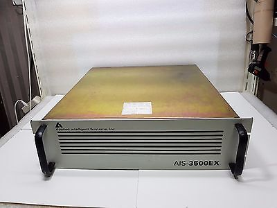 APPLIED INTELLIGENT SYSTEMS AIS-3500EX Vision System CPU