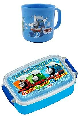 Lunch Case & Cup - Thomas the Tank Engine, Percy and James Lunch Case Plus Cup