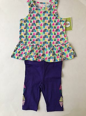 bde8b5216 NEW CIRCO BABY Girls Outfit 2 Piece Set - Size 18M - $9.95 | PicClick