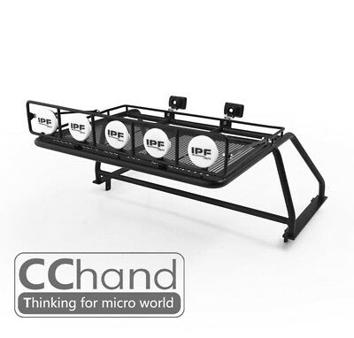 1/10 Chevrolet Blazer Roof rack [Black]