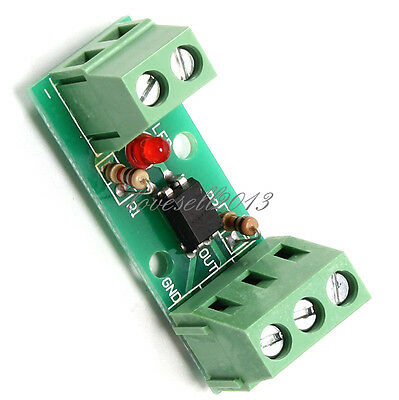 12V 1 Channel Optocoupler Isolation Module Isolated Board No PCB Holder NEW