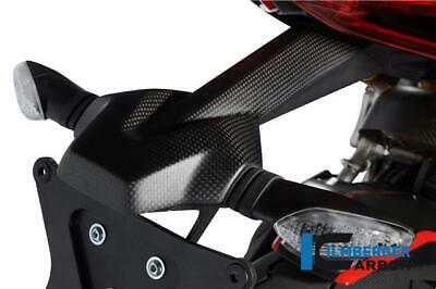 Ilmberger MATT Carbon Fibre Number Plate Tail Tidy Ducati 1299 Panigale S R 2015