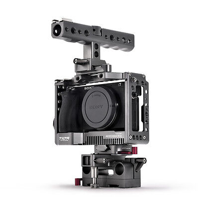 Tilta ES-T27 New style TILTA for sony A6300 A6500 Rig+Baseplate+top hand