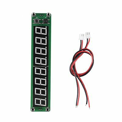 PLJ-8LED-H RF Signal Frequency Counter Meter Tester Module 0.1~1000MHz LED WS