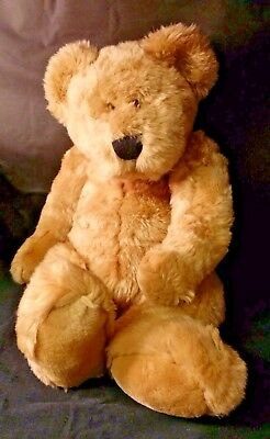 "Aeropostale Teddy Bear Plush 16"" Stuffed Animal advertising toy merchandise"