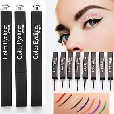 Maquillaje Eyeliner impermeable mujer Liquid Eye Liner Pencil Pen