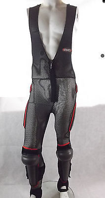 UFO Armoured Bib Leggings Motocross Enduro MX BMX Leggings Protector