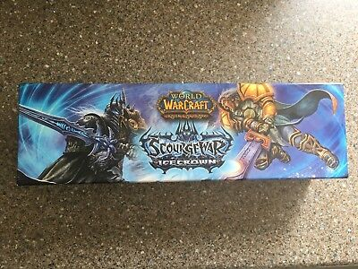 Scourgewar Epic Collection Bundle - WoW - World Of Warcraft Trading Cards