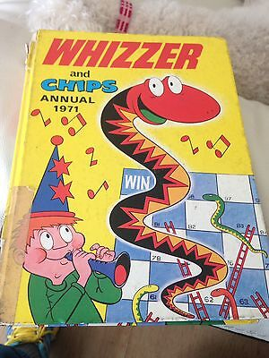 Whizzer and Chips annual 1971