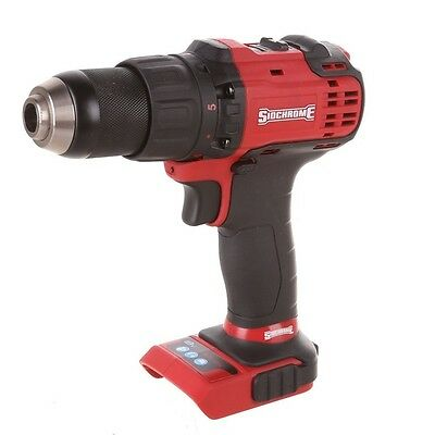 SALE 50% OFF Brand New SIDCHROME 18V Cordless Drill Driver 13mm NOW $59.99