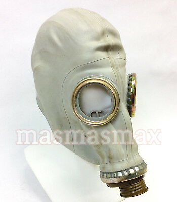 soviet gas mask GP-5 size 2 MEDIUM halloween costume mask scary party