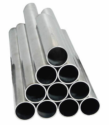 Aluminium Round Tube All Lengths Available 12Mm 15Mm 22Mm 25Mm 31Mm All Sizes