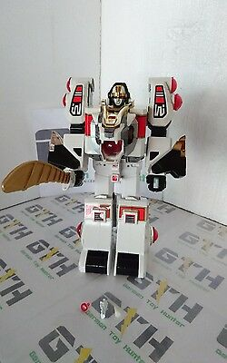 Power Rangers White Tigerzord 99% complete